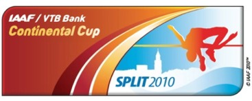 IAAF / VTB Bank Continental Cup - Split 2010